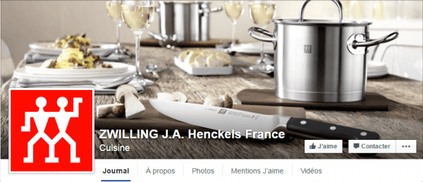 Facebook Zwilling