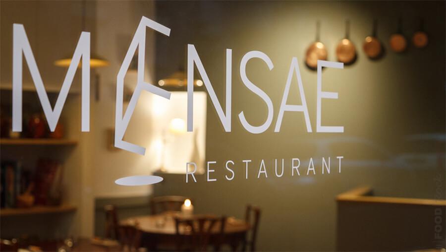 mensae restaurant