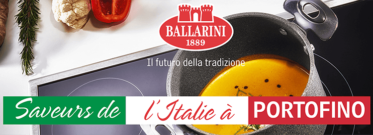 démonstration culinaire ballarini Saveurs-d'Italie